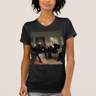 Los pacificadores con Abraham Lincoln Camiseta