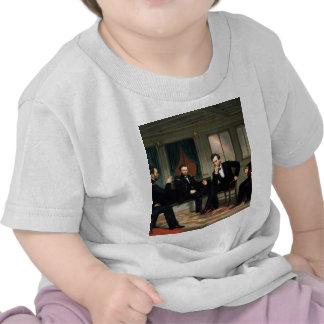 Los pacificadores con Abraham Lincoln Camisetas