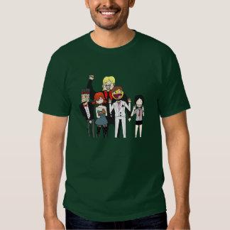 Los pactos impresionantes camisas