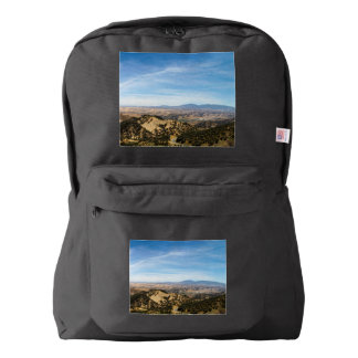 Los Padres National Forest Backpack
