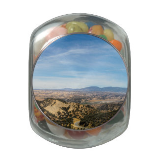 Los Padres National Forest Glass Jar