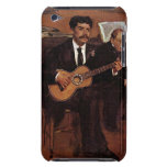 Los Pagans y el Monsieur Degas del guitarrista por Case-Mate iPod Touch Protectores