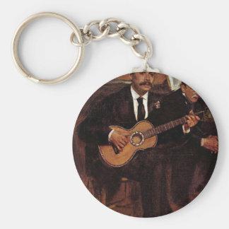 Los Pagans y el Monsieur Degas del guitarrista por Llavero