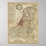 Los Países Bajos Poster
