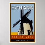 los Países Bajos Posters