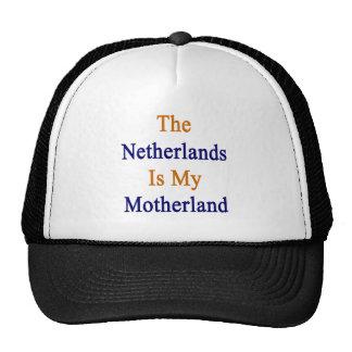 Los Países Bajos son mi patria Gorros