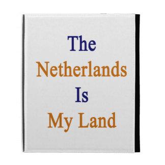 Los Países Bajos son mi tierra