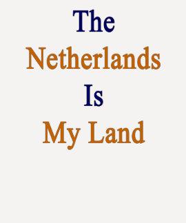 Los Países Bajos son mi tierra Camiseta