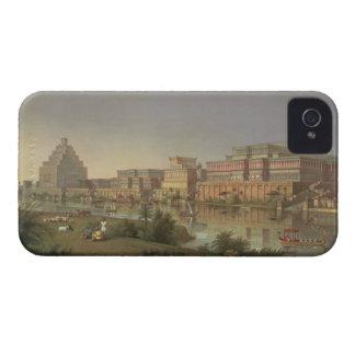 Los palacios de Nimrud restauraron, una Carcasa Para iPhone 4