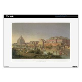 Los palacios de Nimrud restauraron, una reconstruc Calcomanías Para Portátiles
