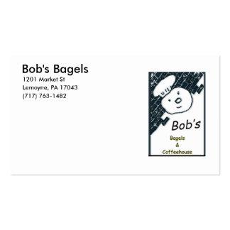 Los panecillos de Bob Tarjeta De Visita