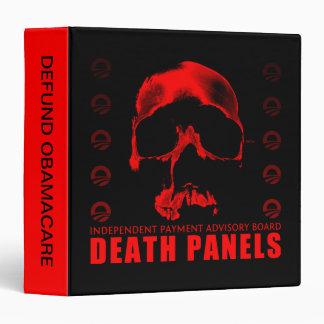 """Los paneles de la muerte carpeta 1 1/2"""""""