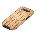 Los paneles de madera personalizados de la sauna c galaxy s3 coberturas