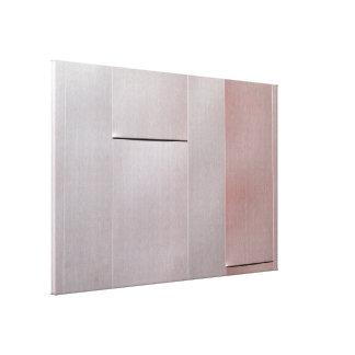 los paneles del metal lona estirada galerias