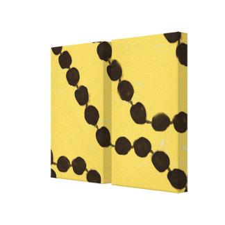 Los paneles envueltos nuez de la lona de Kukui de  Impresión En Lona
