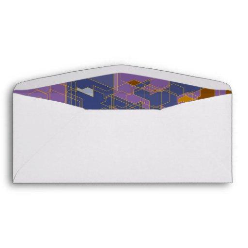 Los paneles púrpuras