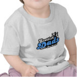 Los papás escoceses son el mejor camisetas