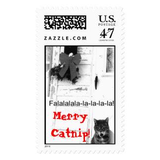 Los papeles del Catnip:  ¡Feliz Catnip! - sello