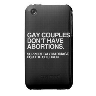 LOS PARES GAY NO TIENEN ABORTOS - .PNG iPhone 3 COBERTURA