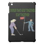 Los pares que Golf juntos permanecen juntos