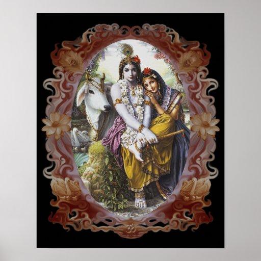 Los pares Todo-Atractivos divinos Posters