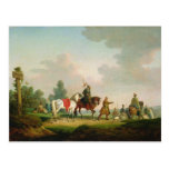 Los partidarios en 1812, 1820 tarjetas postales