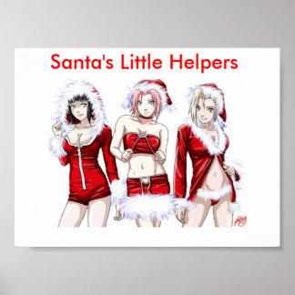 Los pequeños ayudantes de Santa Impresiones