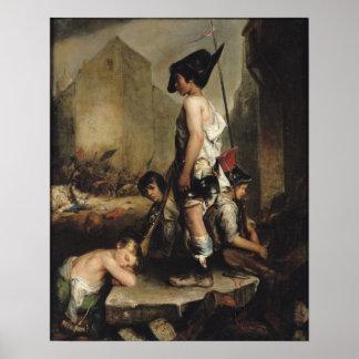 Los pequeños patriotas, 1830 póster