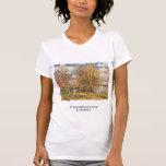 Los pequeños prados en primavera, por Alfred Camisetas