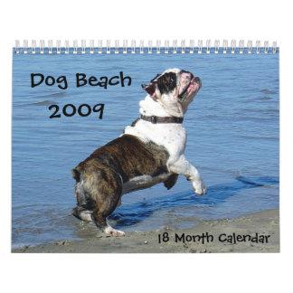 Los perros apenas quieren divertirse… calendarios