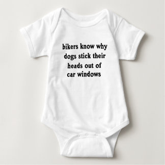 Los perros no son mudos body para bebé