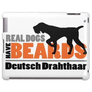 Los perros reales tienen barbas - Deutsch Funda Para iPad