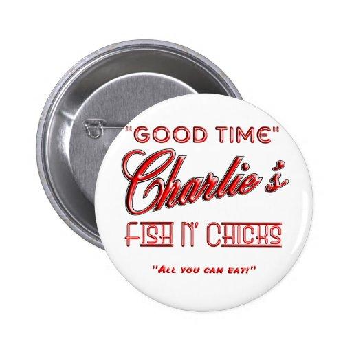 los pescados de buen Charlie del tiempo y… Pin