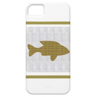 Los pescados del ORO acarician a niños acuáticos iPhone 5 Funda