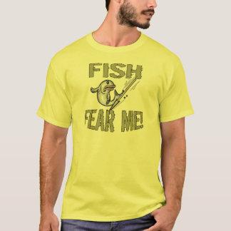 Los pescados me temen las camisetas y los regalos