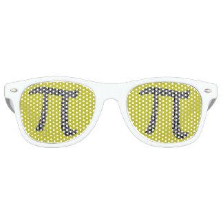 Los pi día marzo de 2015 crean las gafas de sol lentes de sol