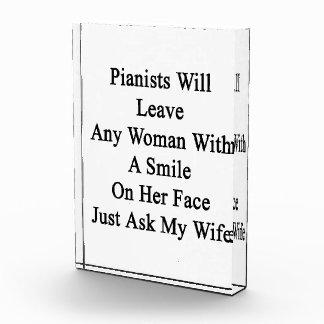 Los pianistas dejarán a cualquier mujer con una so