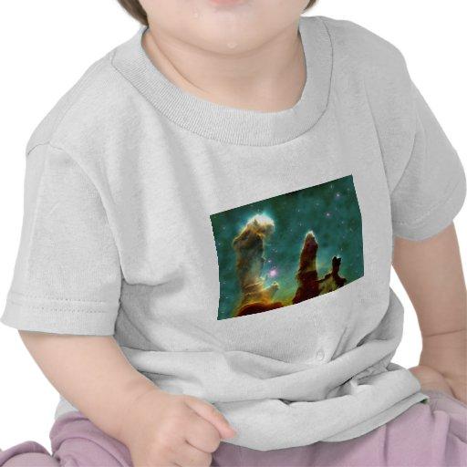 Los pilares de Eagle de la creación Camisetas