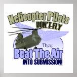 Los pilotos del helicóptero no vuelan… [CH-47] Poster