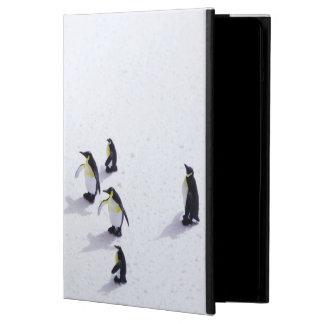 Los pingüinos que juegan a fútbol