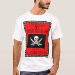 Los Piratas 2012 #2 Playera