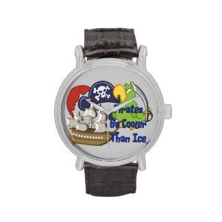 Los piratas sean más frescos reloj