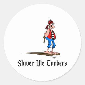 Los piratas - tiembla las maderas etiquetas