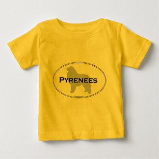 Los Pirineos ovales T Shirts