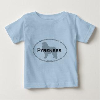 Los Pirineos ovales Tee Shirt