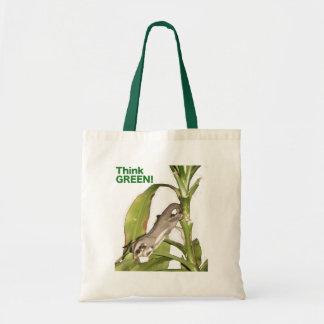 ¡Los planeadores del azúcar piensan verde! Bolsa