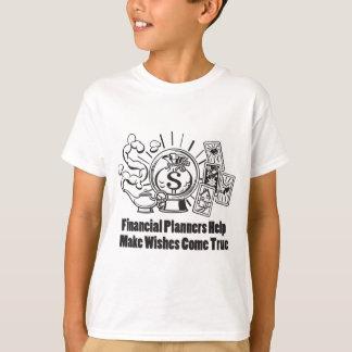 Los planificadores financieros hacen que los playera