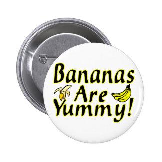 Los plátanos son deliciosos pins