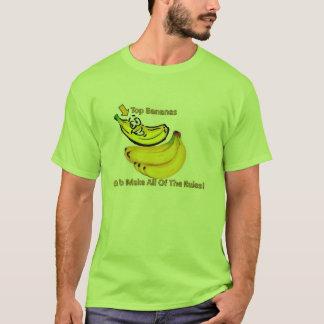 ¡Los plátanos superiores consiguen hacer todas las Playera