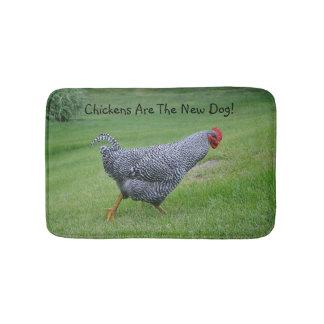 ¡Los pollos son el nuevo perro!